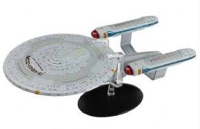 Star Trek Official Starships Collection Mega Special USS NCC-1701-C Eaglemoss
